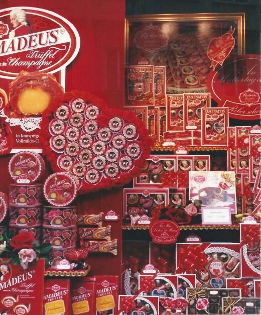 Mozart Candy