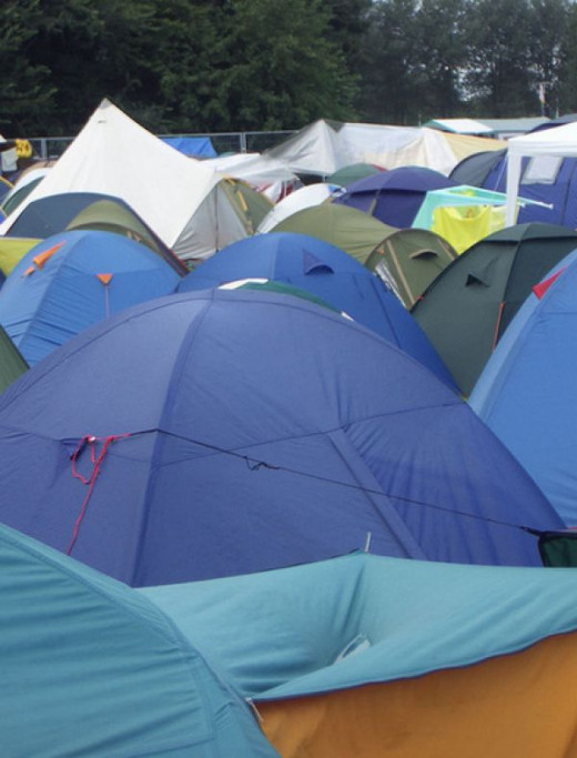 Tent cities in every park, is that what you want? Is that a good way to raise kids?