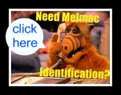 Melmac  Identification By Mr. Melmac