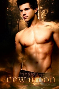 Jacob Black played by Taylor Lautner