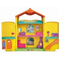 Dora Explorer Window Surprises Dollhouse