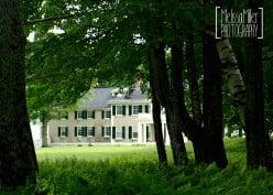 Visiting Vermont: Hildene, The Lincoln Family Home