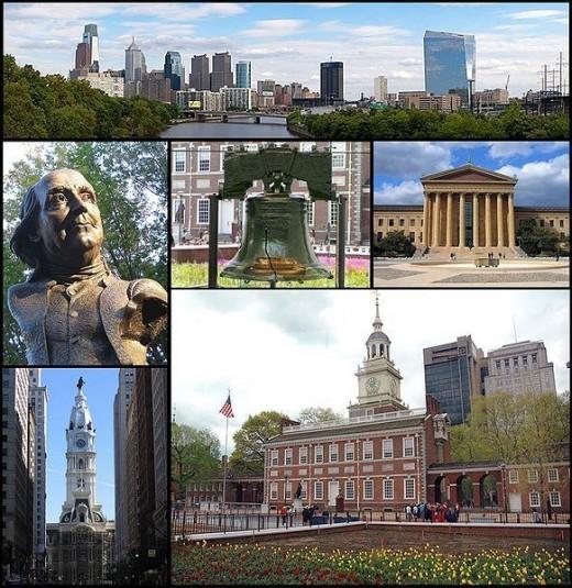 Philadelphia Montage