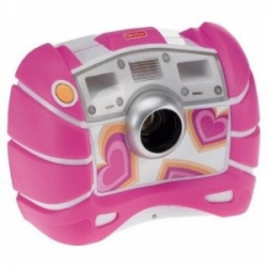 Buy A Pink Kid Tough Digital Camera