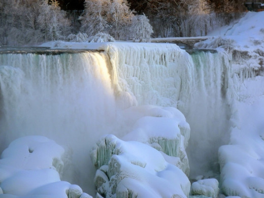 Niagara Falls - Winter Wonderland
