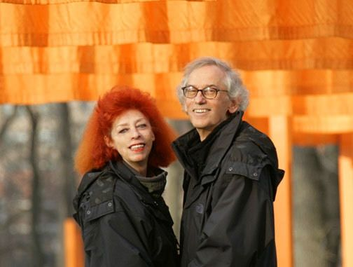 Christo and Jeanne-Claude Gates
