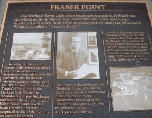 Fraser's Folly (according to some skeptics)