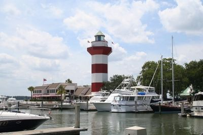 Harbour Town Water View- gorgeous view of the lighthouse and harbor.