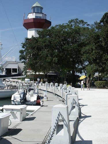 Areas to stroll near the lighthouse- I loved this walkway around the marina with such beautiful boats!