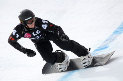 Francois Boivin started snowboarding at age eight. (Canadian Snowboard Federation, 04 Jan 2006)
