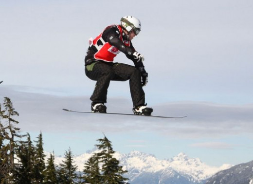 Mike Robertson has secured nine top-10 finishes in snowboard cross since 2007. The following season Robertson placed 5th overall on the World Cup circuit.