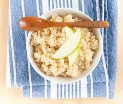 Quinoa Apple Breakfast