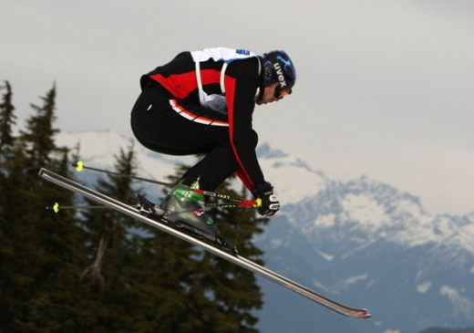 Stanley Hayer of Kimberley, B.C. the former Czech X-Games champ, claimed a bronze medal at the La Plagne, France event.