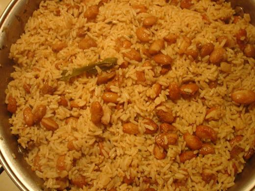 Haitian Rice & Beans