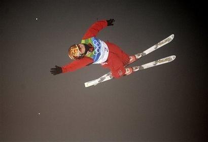 Xinxin Guo - Bronze Medalist - 2010 Vancouver Winter Games