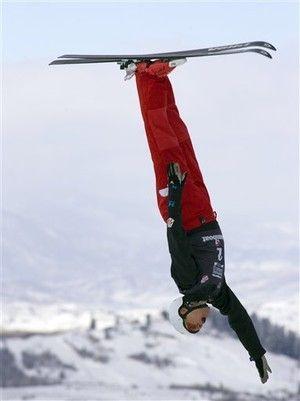 Warren Shouldice of Calgary, Alberta won bronze at last year's World championship  in Inawashiro, Japan.