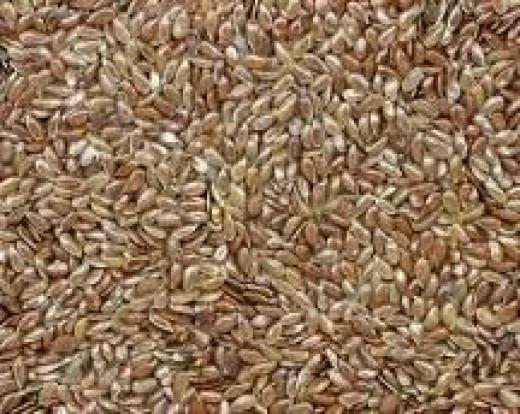 flax seeds, superfood, pancake