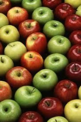 apples, superfoods