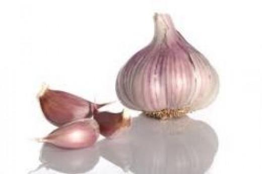 garlic, superfood