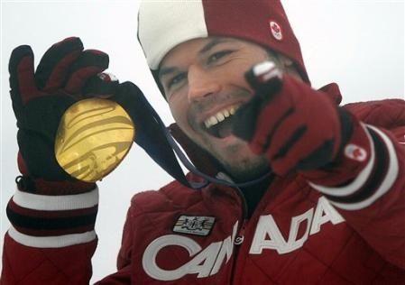 Jayse-Jay Anderson of Canada celebrates gold!