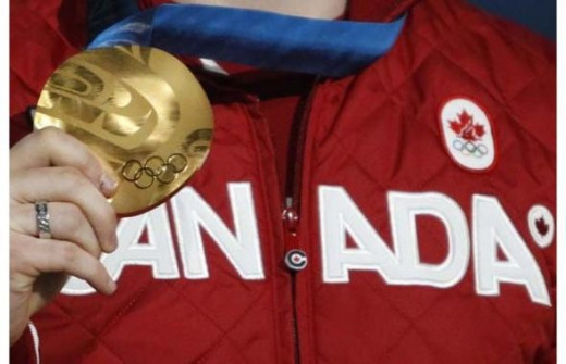 Canada's first gold medal seemed a long time in coming.  Once the first one was won, the rest came in faster every day.