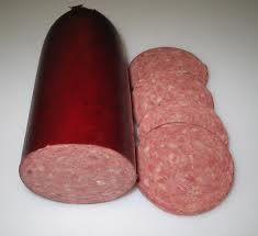 summer sausage, sausage, trail food, trail snack