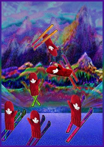 Red Mitten Skiers