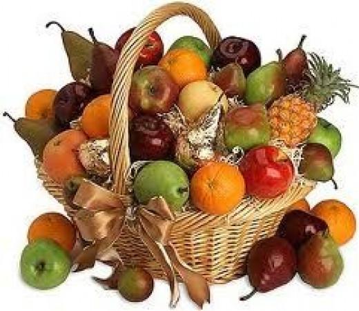 fruit, healthy snack, healthy snacks for kids, apple, orange, banana, pear, grapefruit, grape, strawberry
