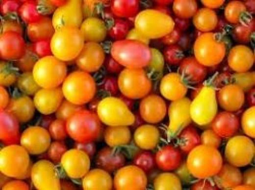 tomato, cherry tomato, healthy snack, fast snack, vegetable