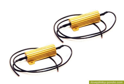 50w 60hm LED Load Resistors