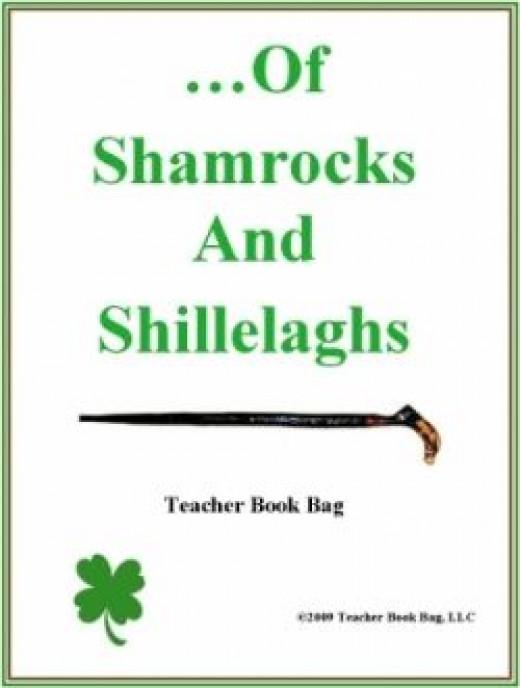 Free Saint Patrick's Day Book from Teacher Book Bag
