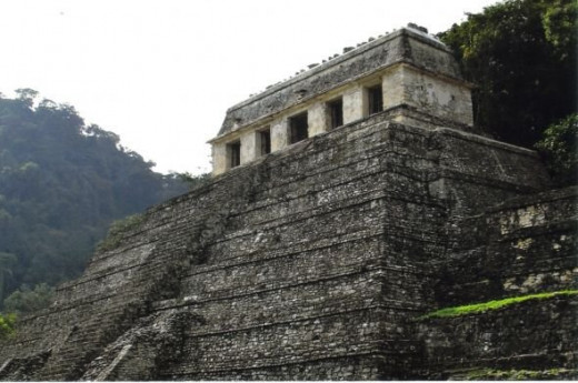Pyramid of Inscriptions