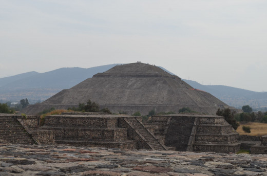 2014 Pyramid of the sun
