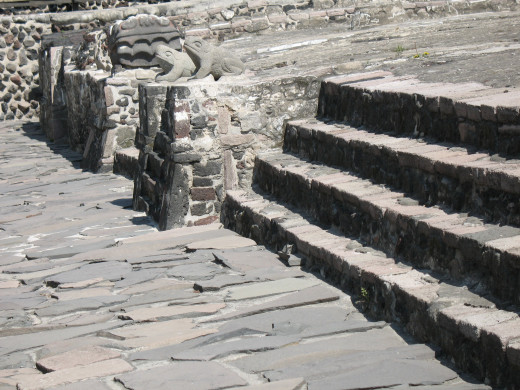 Steps of Tenochtitlan 2007