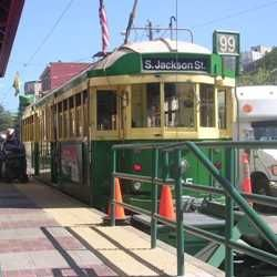 Seattle Waterfront Streetcar