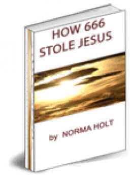 How 666 Stole Jesus
