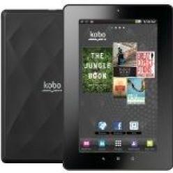 Kobo Vox Color eReader Tablet Review Kobo Arc Information