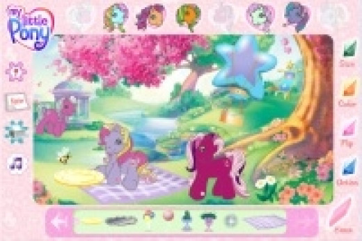 My Little Pony Friendship Game