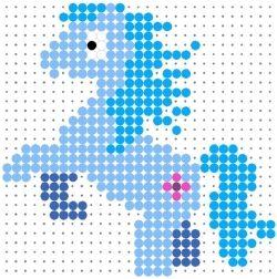 little pony pattern