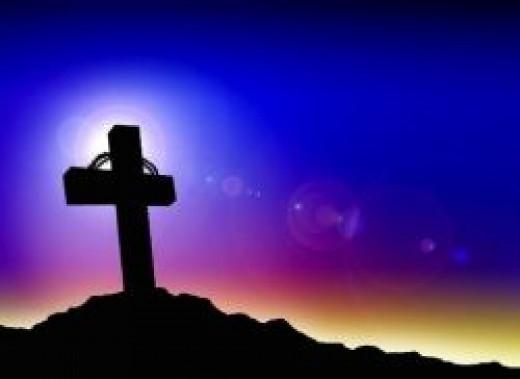 Crucifixion at Dawn