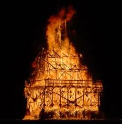 Governing Principles Of The Burning Man Art Festival