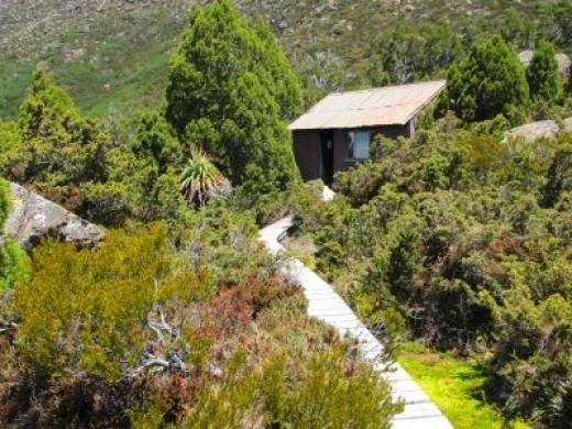 Lake Newdegate hut