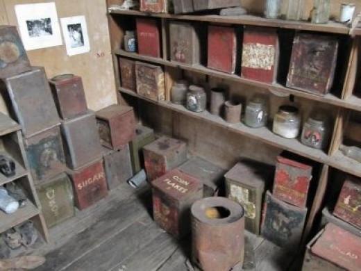 Twilight Tarn hut supplies