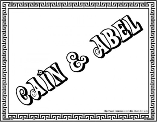 Cain and Abel Cover Page