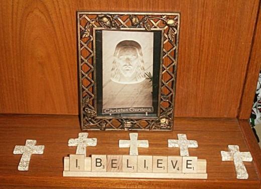 Scrabble I Believe