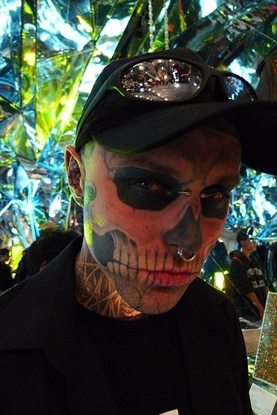 Rick the Zombie Boy