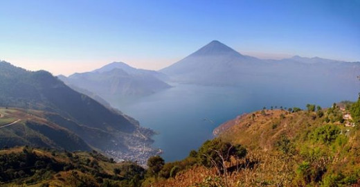 Lake Atitlán, Guatemala - The Deepest Lake in Central America