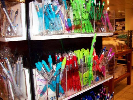 Lovely pens!