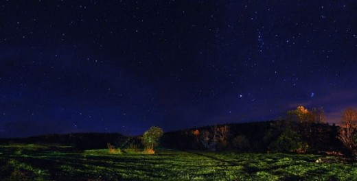 Stargazing in Vermont