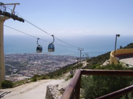 Top Station, Teleferico Cable Car